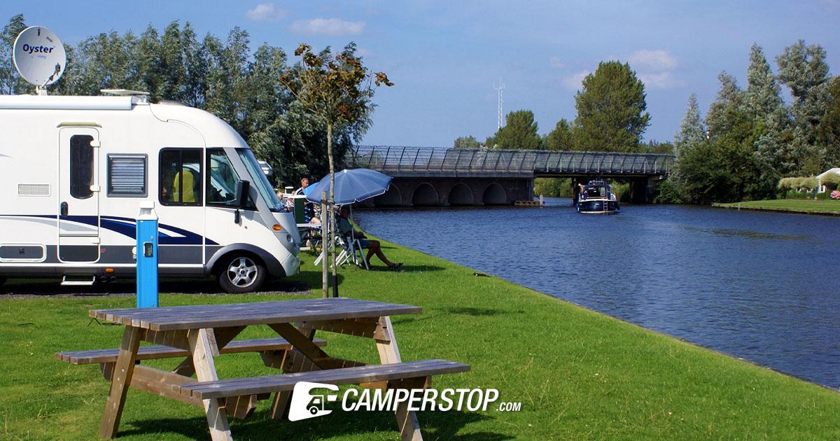 Camperplaats de Westereen Nederland