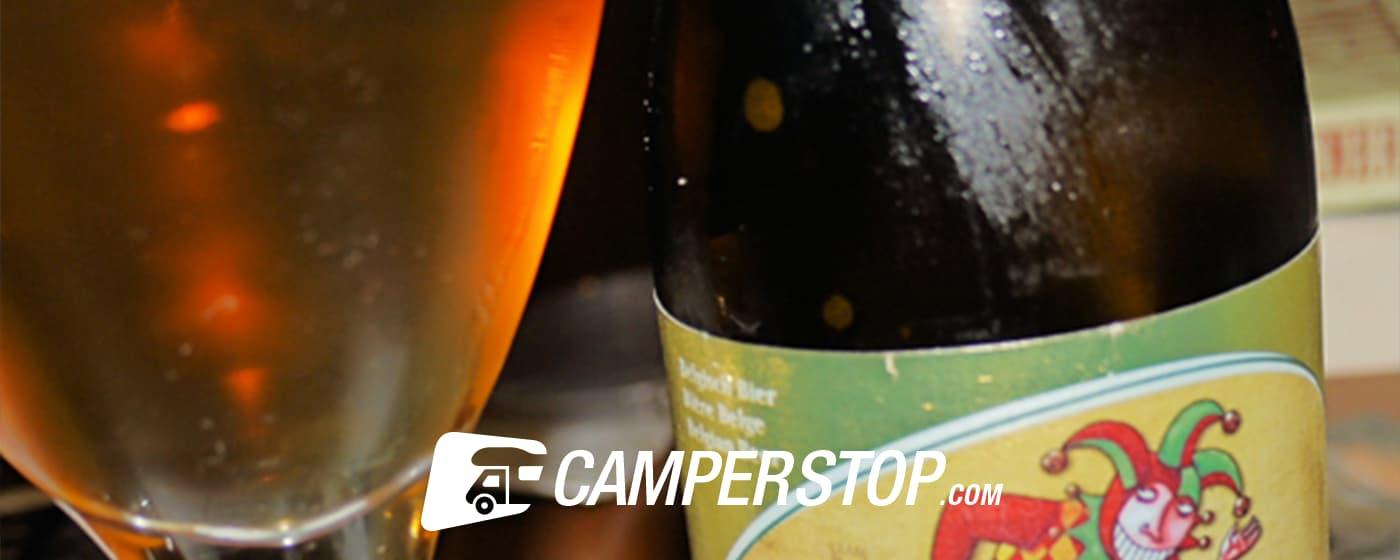 Bierroute door België