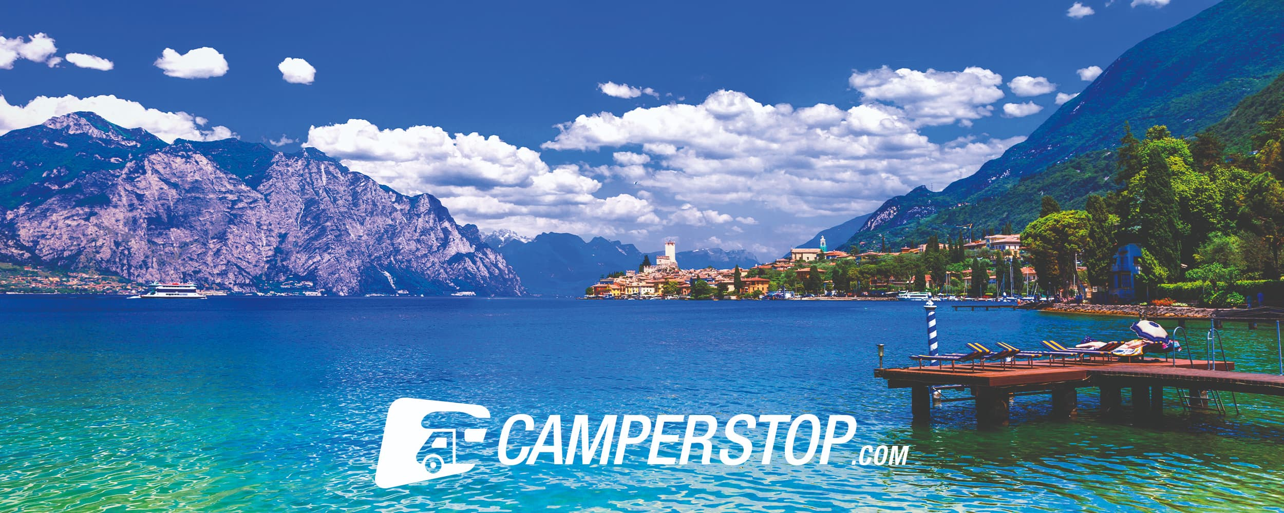 Motorhome tour Lake Garda