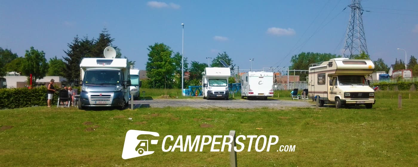 Gratis camperplaatsen in België