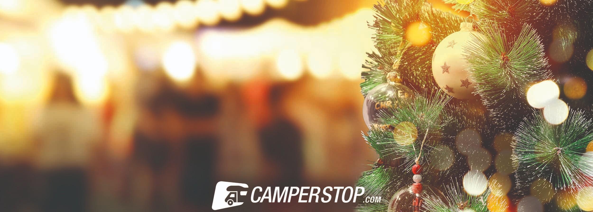 Met de camper naar een kerstmarkt
