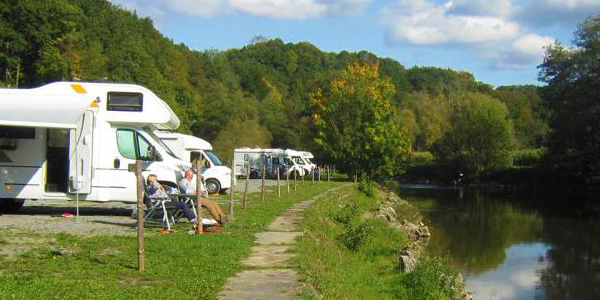 viaggio in camper attraverso il Belgio
