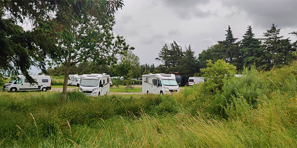 Voyage en camping-car au Danemark