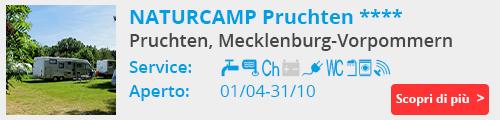 Wohnmobilstellplatz Naturcamp Pruchten Germania