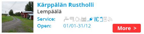 Kärppälän Rustholli Lempäälä Finland