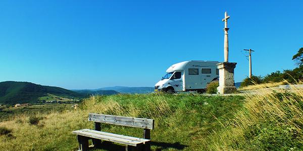 Voyage de France en camping-car