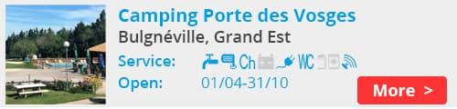 Camping Port des vosges Bulgneville France