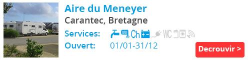 Carantec Aire du Meneyer