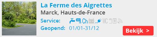 La Ferme des Aigrettes Marck Frankrijk