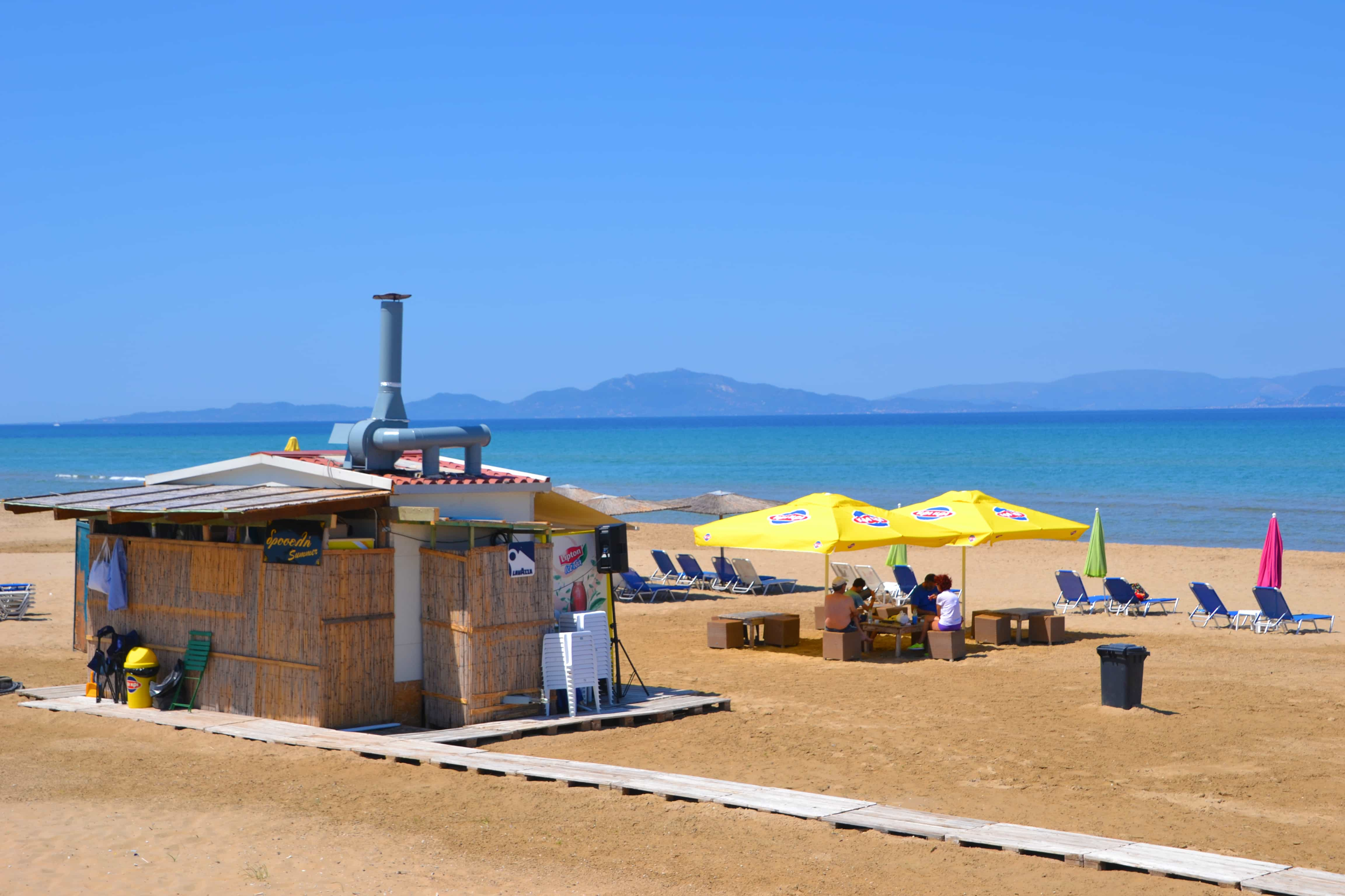 Kastro Campers Greece