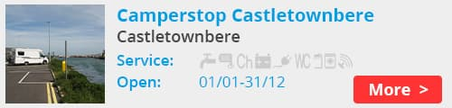 Camperstop Castletownbere Ireland