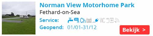 Norman View Motorhome Park, Fethard-on-Sea Ierland