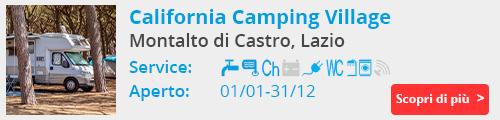 California Camping Village