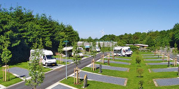 camperreis door Luxemburg