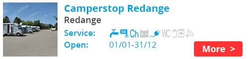 Camperstop Redange Luxembourg