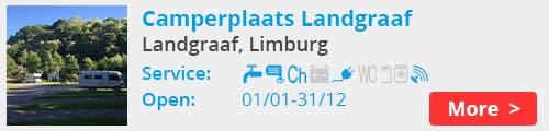 Camperplaats Landgraaf The Netherlands