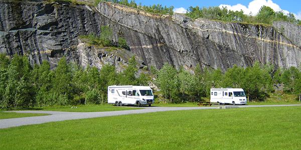 Voyage en camping-car en Norvège
