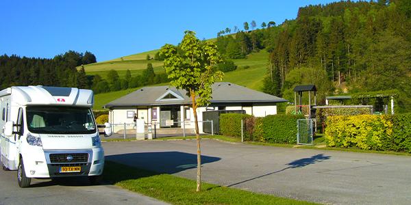 Wohnmobilreise durch Österreich