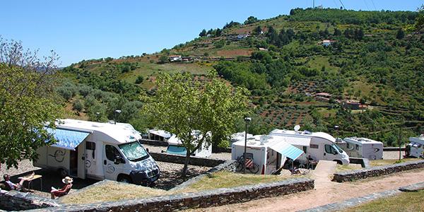 viaggio in camper del Portogallo