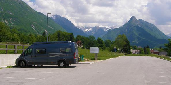 Wohnmobilreise durch Slowenien