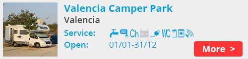Valencia Camper Park Valencia Spain