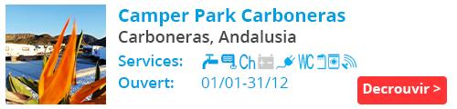 Camper Park Carboneras