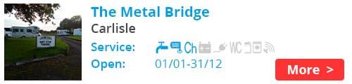 The Metal Bridge, Carlisle United Kingdom - England