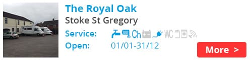 The Royal Oak, Stoke St Gregory Royaume-Uni - Angleterre
