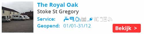 The Royal Oak, Stoke St Gregory Verenigd Koninkrijk - Engeland