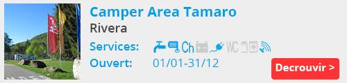 Rivera Camper Area Tamaro