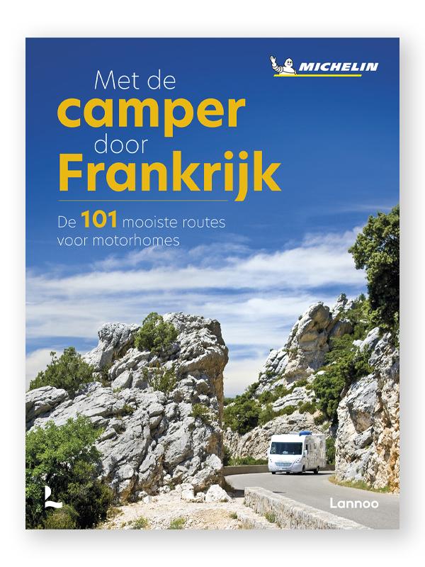 Michelin routegids - Met de camper door Frankrijk